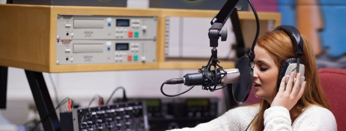 Accessible radio listening and broadcasting in 2020 | Thomas Pocklington Trust