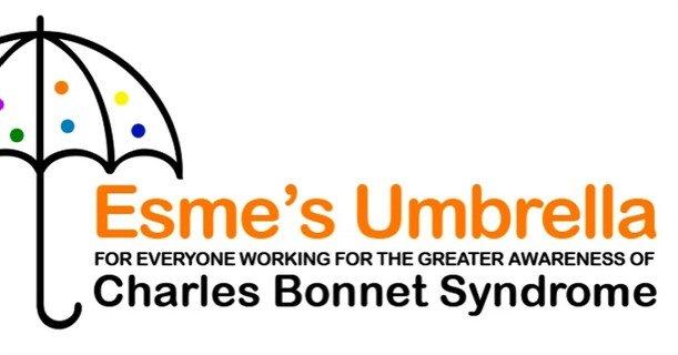 Esme's Umbrella logo.