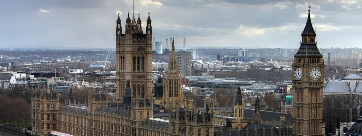 Photo of Houses of Parliament.