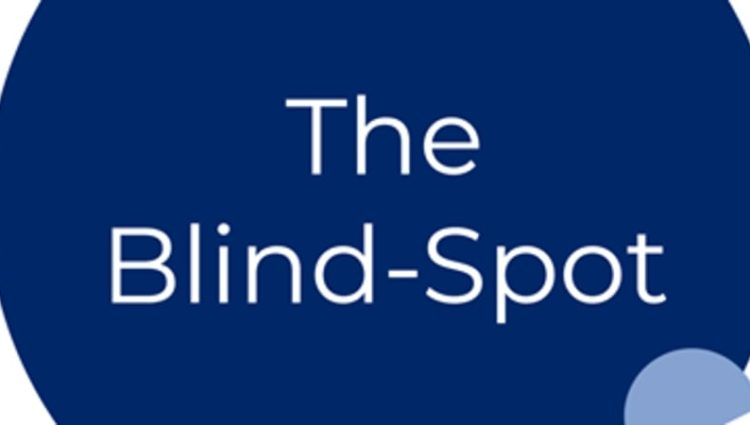 The Blind Spot logo