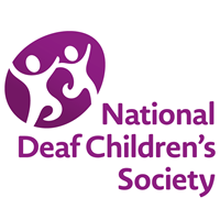 National Deaf Childrens Society Logo