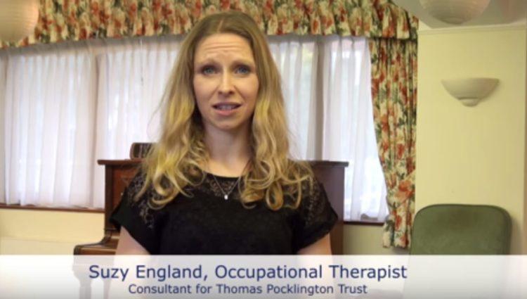 Suzy England Ocupational Therapist